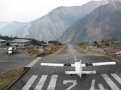 Tenzing Hillary Airport Nepal