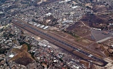 Toncontin International Airport Honduras
