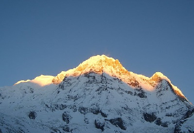 Annapurna 10th Tallest Mountain