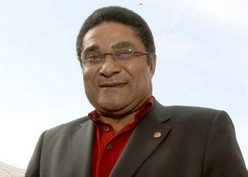 Eusebio the Legend of Football Passes Away