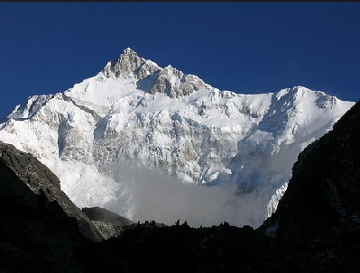 Kangchenjunga World Third Tallest Mountain