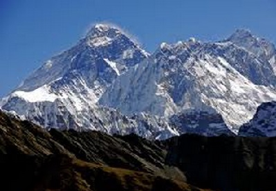 Lhotse 4th Tallest Mountain in the World