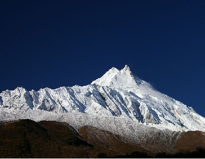 Manaslu 8th Tallest Mountain