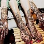 Marriage Mehndi Designs