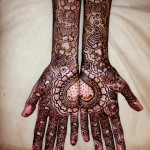 Most Beautiful Mehndi Designs 2014