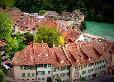 Bern, Switzerland 8th Most Beautiful City in the World