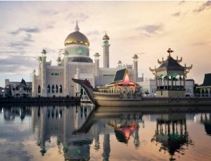 Brunei 6th Richest Country in the World