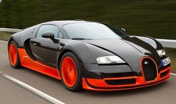 Bugatti Super Veyron