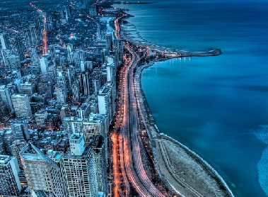 Chicago, USA 7th Most Beautiful City in the World
