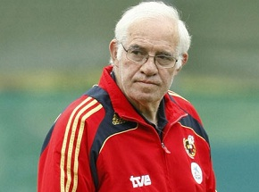 Former Spain Coach Luis Aragones Passed Away at 75