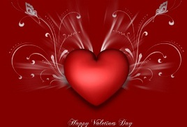 Happy Valentine's Day in United States of America