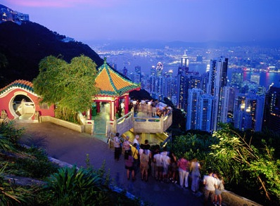 Hong Kong SAR 5th Richest Country of the World