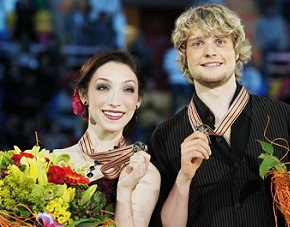 Meryl Davis and Charlie Won Gold Medal in Olympics