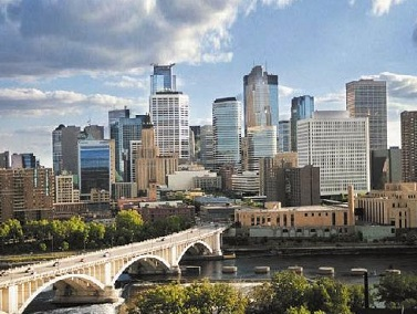 Minneapolis, USA 6th Most Beautiful City in the World