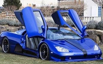 Shellby Super Car Aero Ssc