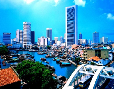 Singapore 3rd Richest Country of the World