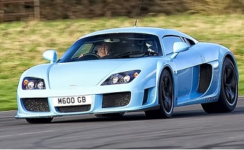 The Noble M600
