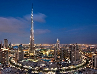 UAE 8th Richest Country in the World