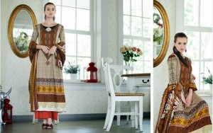 Al Zohaib Mansoon Lawn Collection 2014 for Women-10