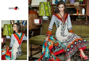 Al Zohaib Mansoon Lawn Collection 2014 for Women-11