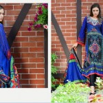 Al Zohaib Mansoon Lawn Collection 2014 for Women-12