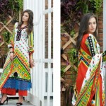 Al Zohaib Mansoon Lawn Collection 2014 for Women-14