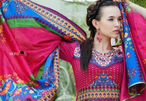 Al Zohaib Mansoon Lawn Collection 2014 for Women-7
