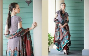Al Zohaib Mansoon Lawn Collection 2014 for Women-8