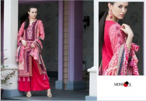 Al Zohaib Mansoon Lawn Collection 2014 for Women-9