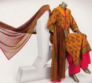 Junaid Jamshed Summer Lawn Collection, Junaid Summer Collection 2014