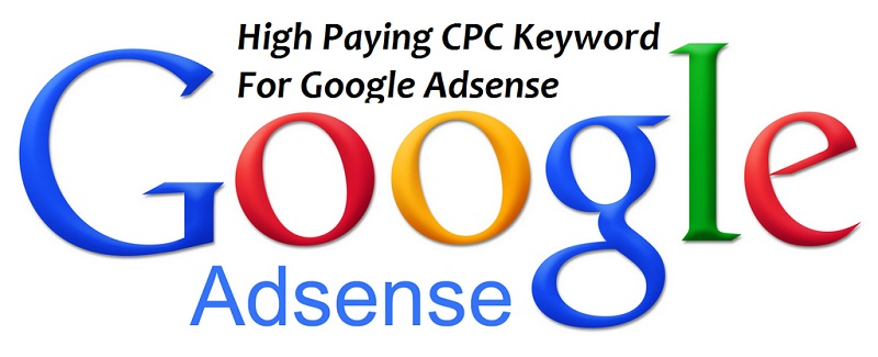 Highest Paying Google Adsense Keywords in Pakistan