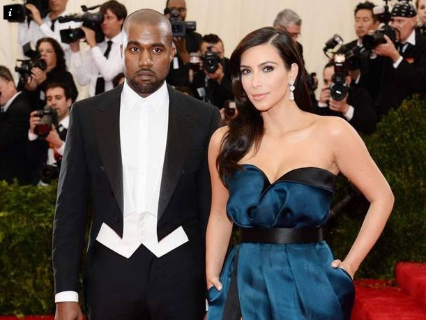 Kim Kardashian and Kanye West Officially Got Married