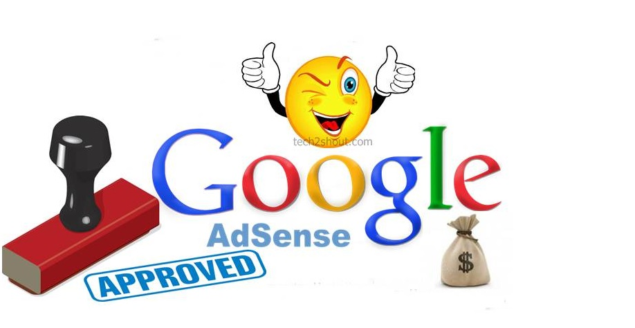 Approved Google Adsence Account