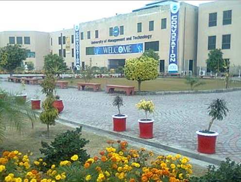 University of Management and Technology UMT
