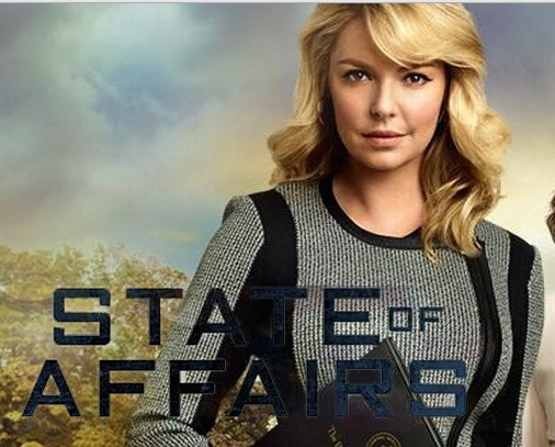 Official trailer for new NBC series State of Affairs