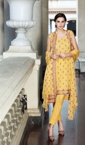 Bareeze Embroidered Eid Collection 2015-16 For Women