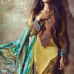 Sana Safinaz Embroidered Eid Collection 2015