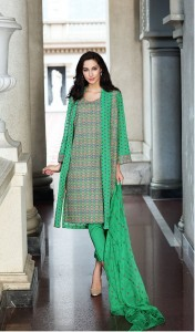 Bareeze Lawn Eid Collection For Women 2015