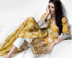 Sana Safinaz 2015 eid Dresses For Women And Girls