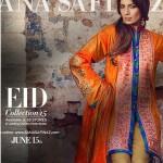 Sana Safinaz Eid Fashion Luxury Lawn Designs 2015-16