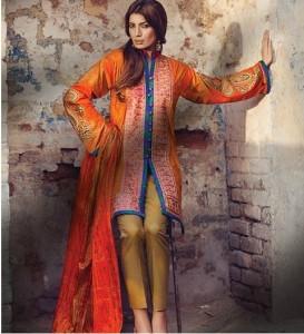 Sana Safinaz Eid Collection 2015-2016