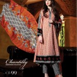 Gul Ahmed Festive Eid Limited Lawn Collection 2015