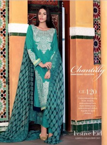 Gul Ahmed Eid Collection 2015 With Latest Design