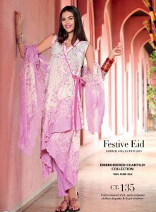 Gul Ahmed New Summer Lawn EidCollection 2015