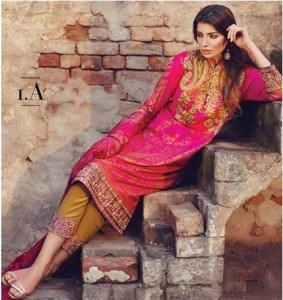 Sana and Safinaz Beautiful Eid Collection 2015
