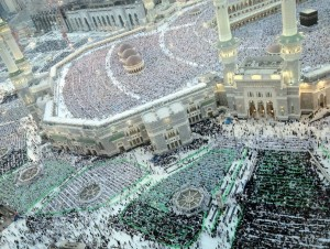 Pictures of Khana Kaba
