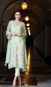 Beautiful Breeze Eid Collection 2015 for girls
