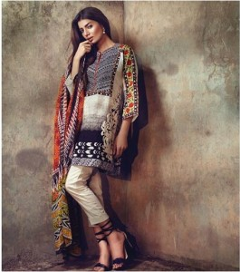 Eid Collection 2015 by Sana and Safinaz
