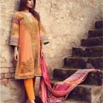 Latest Sana Safinaz Eid Collection 2015 for Girls