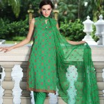 Bareeze Embroidered Eid Collection 2015-16